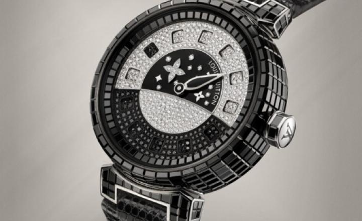 Эксклюзив Louis Vuitton: лимитированная коллекция часов