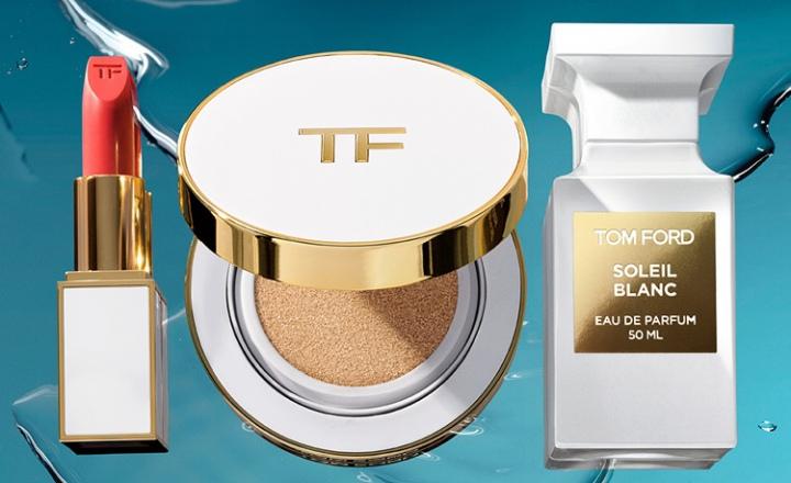 Летняя коллекция макияжа Soleil от Tom Ford