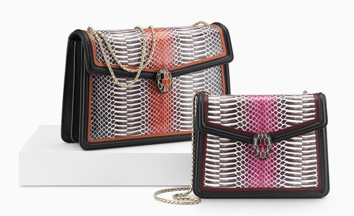 Очередные сумки-драгоценности Bvlgari