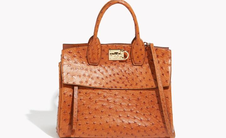 Новая роскошная сумка Salvatore Ferragamo