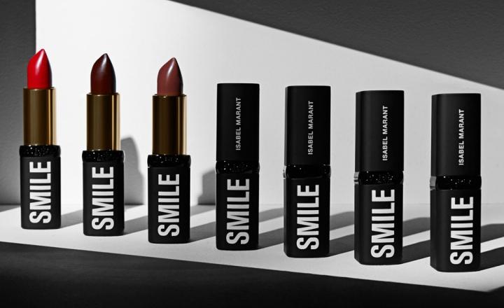 Для тех, кому некогда заезжать домой: совместная коллекция макияжа L'Oréal Paris и Изабель Маран
