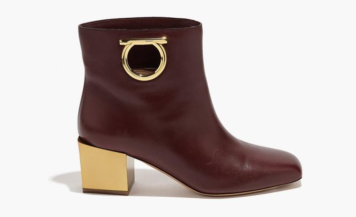 В цветах осени: идеальная коллекция обуви Salvatore Ferragamo