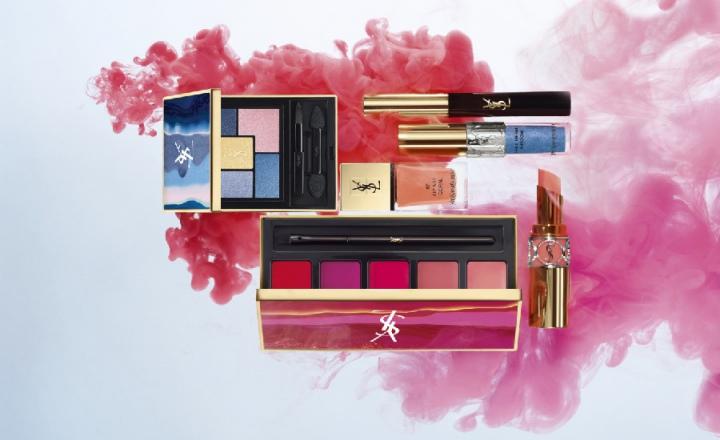 Pop Illusion: весенняя коллекция макияжа YSL Beauté