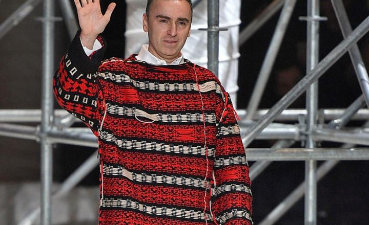 Раф Симонс уходит из Calvin Klein