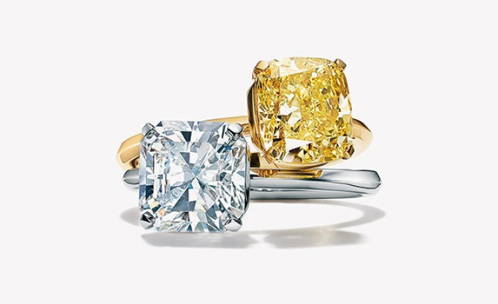 Решительный шаг: новые помолвочные кольца Tiffany True