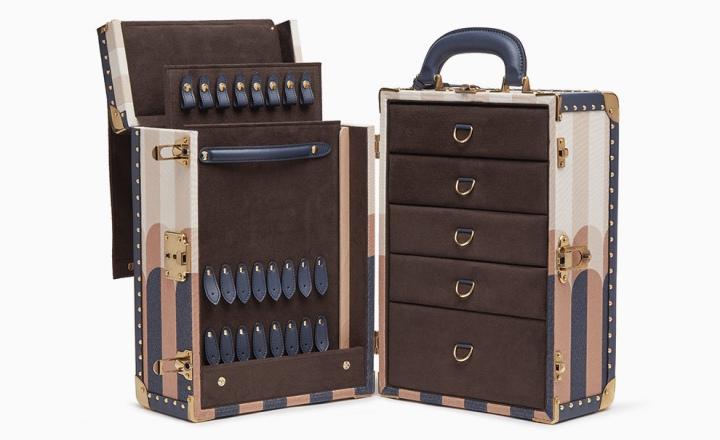 Капсульная коллекция багажа Fendi