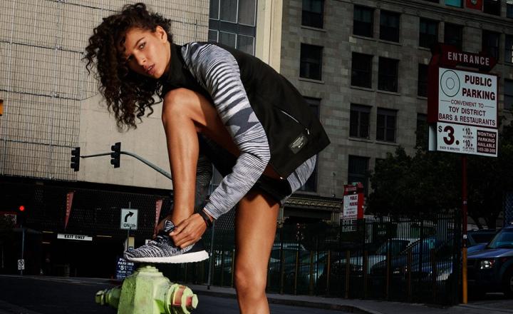 Совместная коллекция Missoni и adidas для занятий бегом: фото