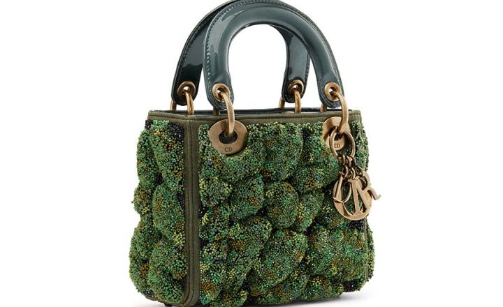 Шесть знаменитых художниц преобразили сумку Lady Dior