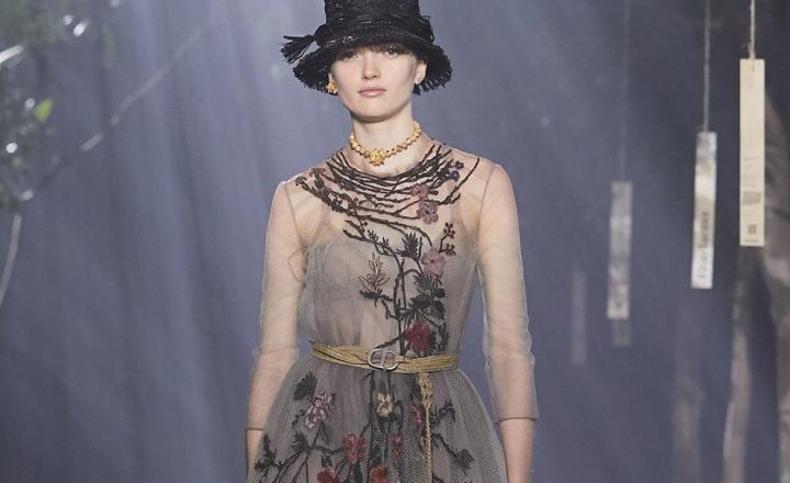 Шанхайская капсульная коллекция Dior: фото