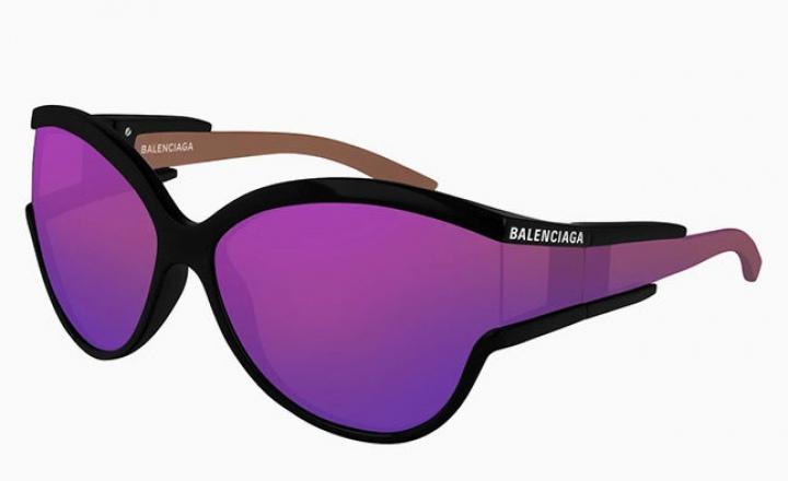 Капсульная коллекция солнцезащитных очков Balenciaga