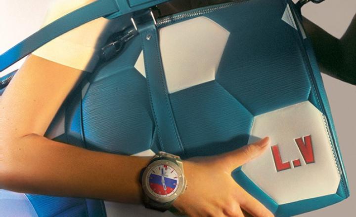 Капсульная коллекция Louis Vuitton специально к Чемпионату мира по футболу