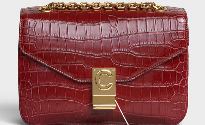 Новая метла: Эди Слиман представил новую линейку сумок Celine