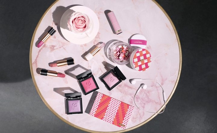 Улицы Парижа: весенняя коллекция макияжа Lancôme