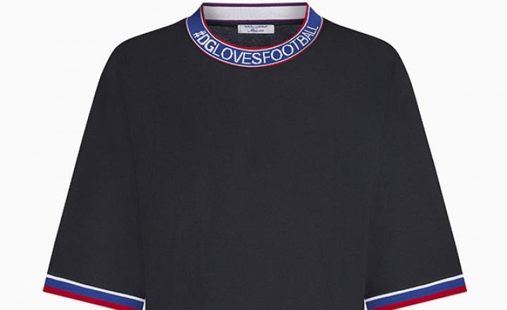 Мужская капсульная коллекция Dolce & Gabbana к ЧМ по футболу