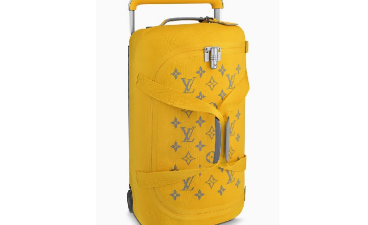 Louis Vuitton представил ультралегкие чемоданы