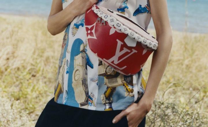 Летняя капсульная коллекция Louis Vuitton: фото