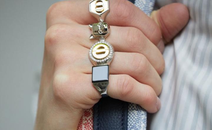 Коллекция мужских украшений Dior