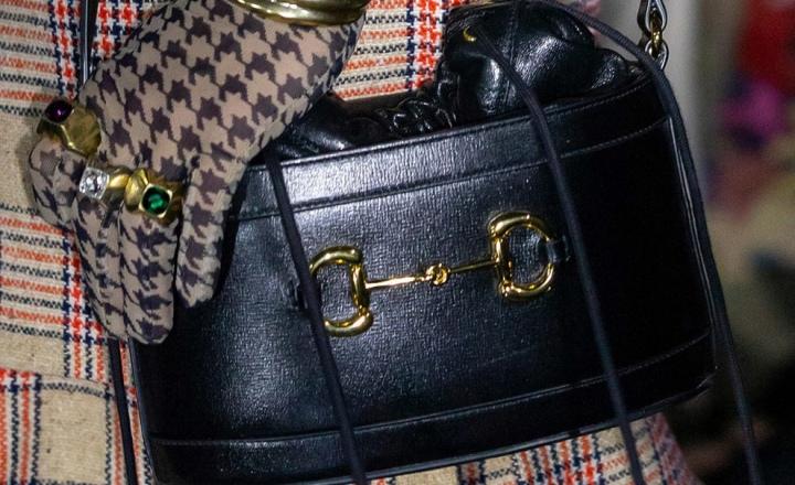 Абсолютно новые сумки Gucci Horsebit 1955: фото