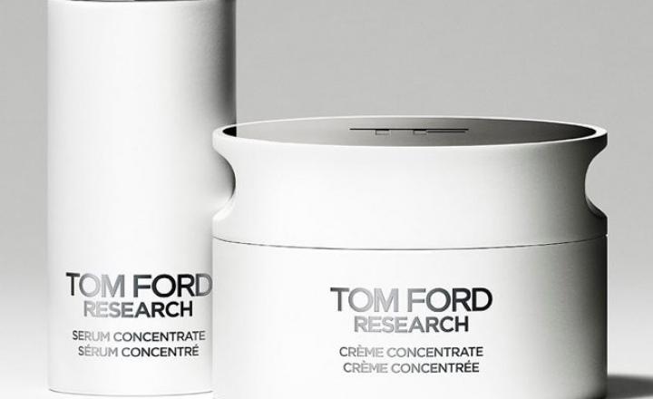 Том Форд выпустил средства по уходу за кожей