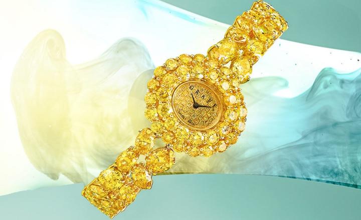 Слишком драгоценные часы Graff