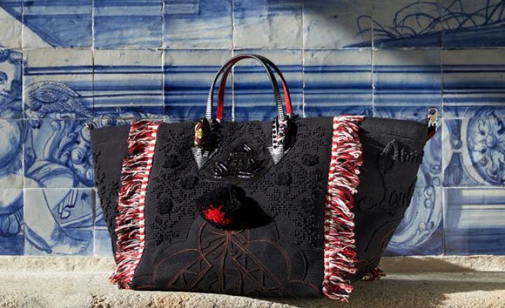 Новая сумка Christian Louboutin посвящена Португалии