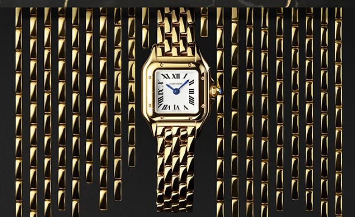 Культовые, теперь миниатюрные: новые  часы Panthère de Cartier