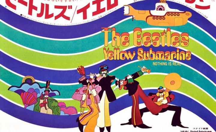 Коллекция Stella McCartney для поклонников The Beatles