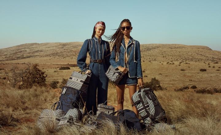 Dior выпустил коллекцию аксессуаров для путешествий