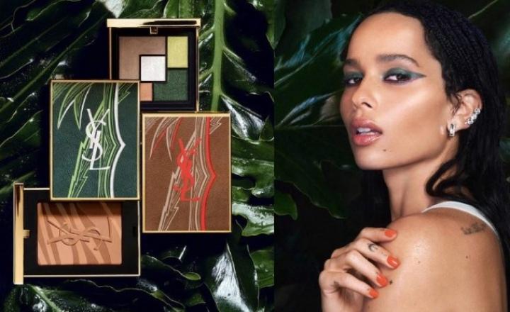 Летняя коллекция макияжа Yves Saint Laurent